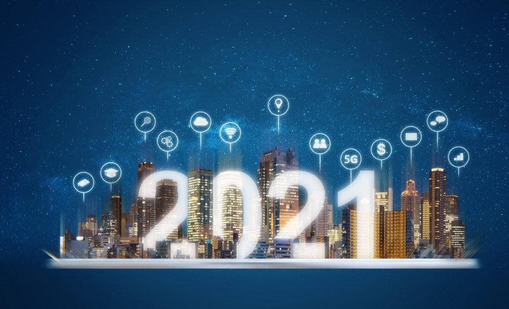 Marketing- und Technik-Trends 2021